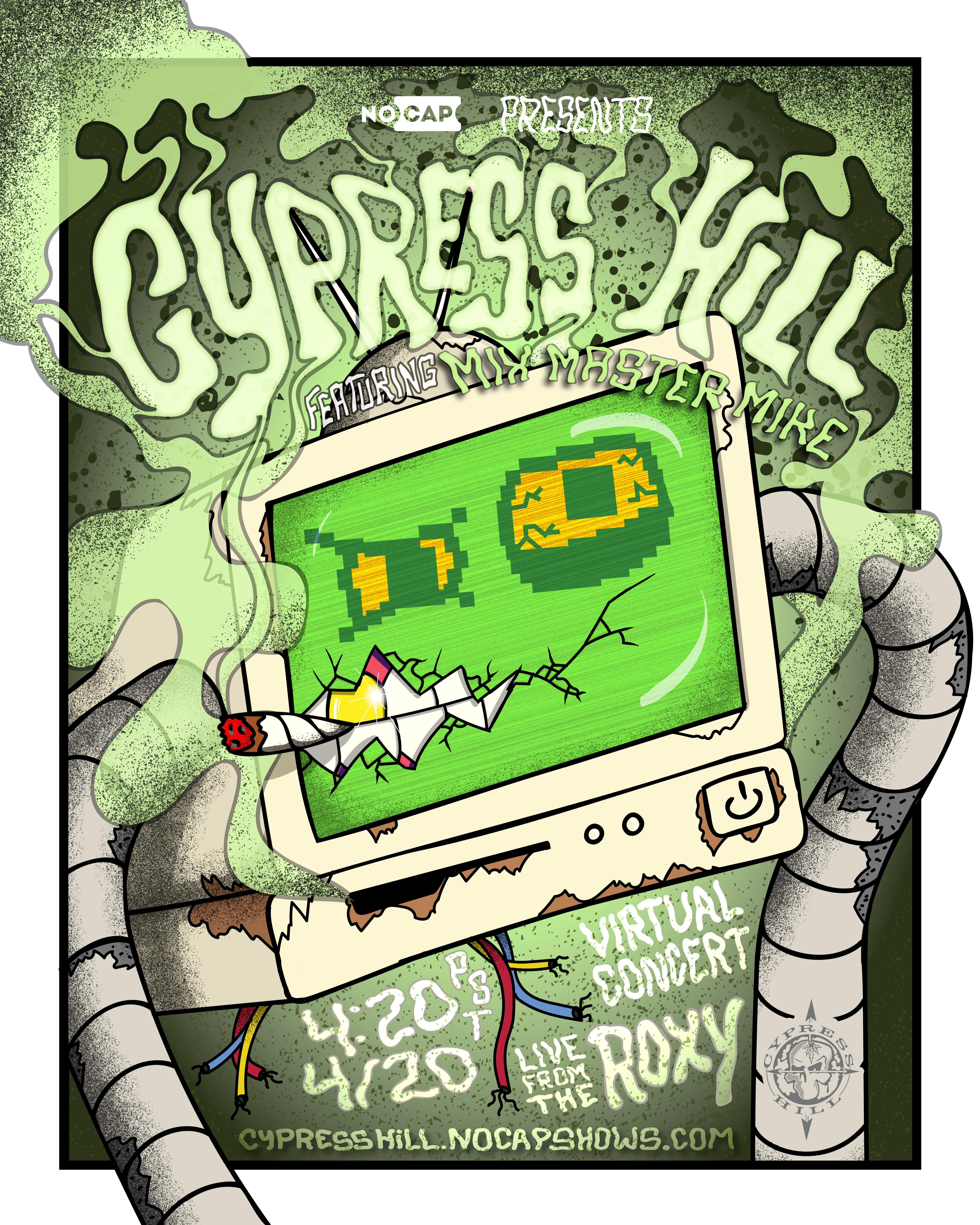 Cypress Hill 420 Live Stream